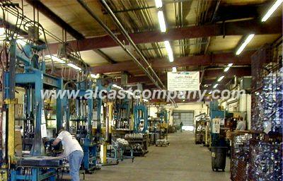 Manufacture of American Made Aluminum Castings in Peoria IL