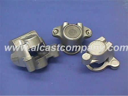small single piston cast aluminum brake calipers for recreational vehicles