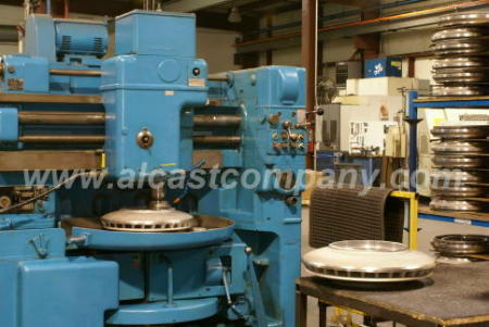 aluminum casting gear shaper machine