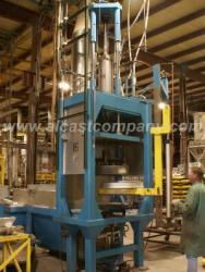 Alum Foundry Equipment Located in Peoria IL USA