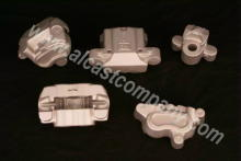 cast aluminum brake calipers and master cylinders