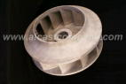 cast aluminum blowers, fans and impellers