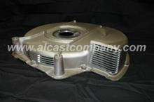 large air set no bake sand casting fully machined