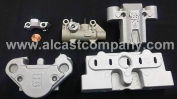 small permanent mold aluminum castings