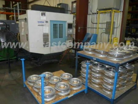casting CNC machining center